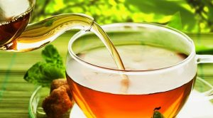 adet söktürücü bitki çayı