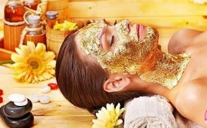 Altın Maske Kullanımı
