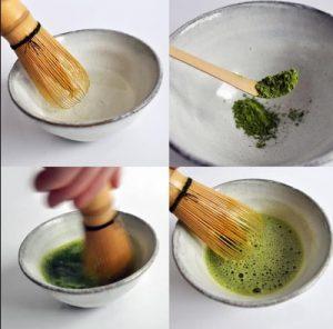 Matcha Çayı Tarifi